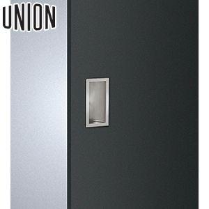 UNION(ユニオン) T208-01-023 掘込タイプ(掘込ハンドル) 92×53.5mm 1セット(内外) 建築用ドアハンドル[ネオイズム] 両面使用