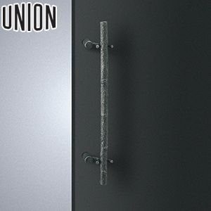 UNION(ユニオン) T2212-15-126 棒タイプ(ミドル/ラグジュアリー) L605mm 1セット(内外) 建築用ドアハンドル[ネオイズム]