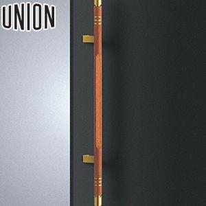 UNION(ユニオン) T2412-38-053-L800 棒タイプ(ミドル/ラグジュアリー) L800mm 1セット(内外) 建築用ドアハンドル[ネオイズム]
