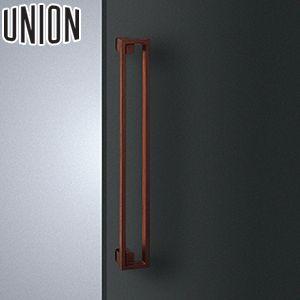 UNION(ユニオン) T2719-71-207 棒タイプ(ミドル/その他) L600mm 1セット(内外) 建築用ドアハンドル[ネオイズム]