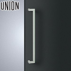 UNION(ユニオン) T2746-25-130 棒タイプ(ミドル/ユニーク) L600mm 1セット(内外) 建築用ドアハンドル[ネオイズム]