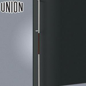 本物の UNION(ユニオン) T2752-21-702-P2025-R 棒タイプ(ロング) L2052mm 1セット(内外) 建築用ドアハンドル[ネオイズム] 右吊元:セミプロDIY店ファースト-木材・建築資材・設備