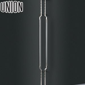 UNION(ユニオン) T3062-01-003-A 棒タイプ(ロング) オーダー対応:L1702~2202mmまで 1セット(内外) 建築用ドアハンドル[ネオイズム][受注生産品]