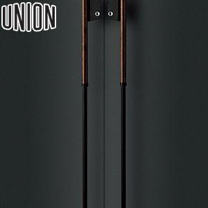 UNION(ユニオン) T3364-40-161-R 棒タイプ(セミロング) L1400mm 1セット(内外) 建築用ドアハンドル[ネオイズム] 右吊元