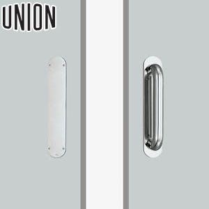 UNION(ユニオン) T5614-01-001-L330 板タイプ(プレート) L330mm 1セット(内外) 建築用ドアハンドル[ネオイズム]