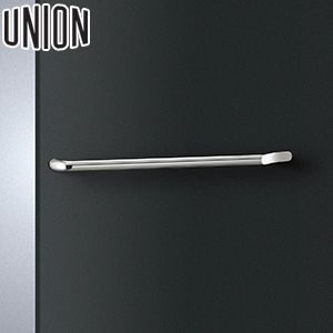 UNION(ユニオン) T5690-01-001-P825 棒タイプ(ワイド) L861mm 1セット(内外) 建築用ドアハンドル[ネオイズム]