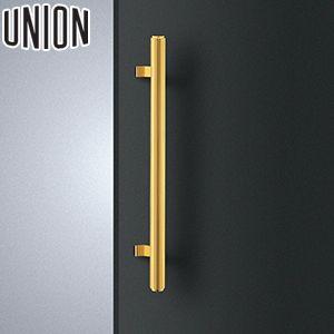 UNION(ユニオン) T580-26-045-L600 棒タイプ(ミドル/スタンダード) L600mm 1セット(内外) 建築用ドアハンドル[ネオイズム]