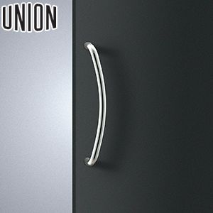 UNION(ユニオン) T6010-01-001-L452 棒タイプ(ミドル/スタンダード) L452mm 1セット(内外) 建築用ドアハンドル[ネオイズム]