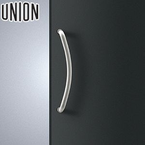 UNION(ユニオン) T6010-01-023-L452 棒タイプ(ミドル/スタンダード) L452mm 1セット(内外) 建築用ドアハンドル[ネオイズム]