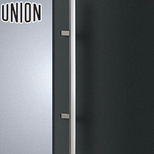 適応ドア:フレーム・フラッシュドア(ガラスドアにも取付可能) UNION(ユニオン) T620-01-001 棒タイプ(ミドル/スタンダード) L800mm 1セット(内外) 建築用ドアハンドル[ネオイズム]