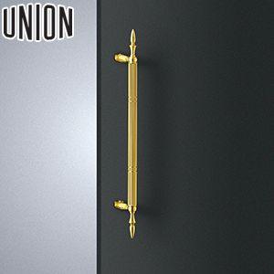 UNION(ユニオン) T811-15-001-L600 棒タイプ(ミドル/ラグジュアリー) L600mm 1セット(内外) 建築用ドアハンドル[ネオイズム]