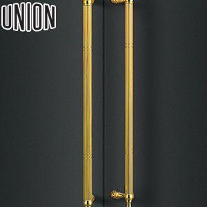 UNION(ユニオン) T811-15-001-L1000 棒タイプ(ミドル/ラグジュアリー) L1000mm 1セット(内外) 建築用ドアハンドル[ネオイズム]