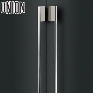 UNION(ユニオン) T9700-01-024-R 棒タイプ(セミロング) L1280mm 1セット(内外) 建築用ドアハンドル[ネオイズム] 右吊元