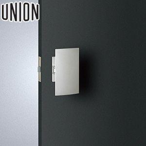UNION(ユニオン) ULS2574-26-038-U 錠付きタイプ(プッシュプル) 100×180mm 1セット(内外) 錠前別 建築用ドアハンドル[ネオイズム] 内開き