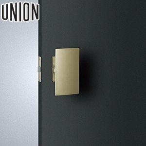適応ドア:フレーム・フラッシュドア 内開き UNION(ユニオン) ULS2574-26-185-U 錠付きタイプ(プッシュプル) 100×180mm 1セット(内外) 錠前別 建築用ドアハンドル[ネオイズム] 内開き