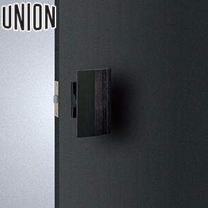 UNION(ユニオン) ULS2574-26-187-U 錠付きタイプ(プッシュプル) 100×180mm 1セット(内外) 錠前別 建築用ドアハンドル[ネオイズム] 内開き