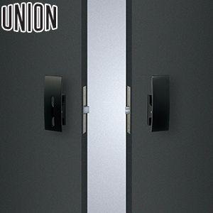 UNION(ユニオン) ULV2500-01-171-U 錠付きタイプ(プッシュプル) L149.6mm 1セット(内外) 建築用ドアハンドル[ネオイズム] 内開き用