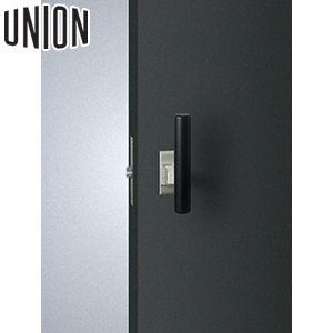 適応ドア:フレーム・フラッシュドア 左吊元(内開き UNION(ユニオン) ULV2501-01-171-LU 錠付きタイプ(プッシュプル) L170mm 1セット(内外) 建築用ドアハンドル[ネオイズム] 左吊元(内開き