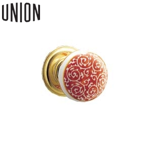UNION(ユニオン) UK022-003S シリンダー錠MCS01007付 ドアノブ[イノヴ][代引不可商品]