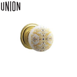 UNION(ユニオン) UK022-006S 間仕切り錠MPS01007付 ドアノブ[イノヴ][代引不可商品]