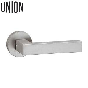 UNION(ユニオン) UL1007-002S シリンダー錠WCS01001付 電気錠対応ドアレバーハンドル[イノヴ]