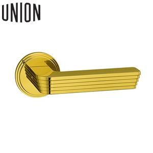 UNION(ユニオン) UL1020-002S-L シリンダー錠WCS01005付 左吊元電気錠対応ドアレバーハンドル[イノヴ][代引不可商品]