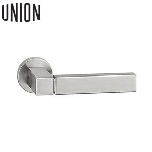 UNION(ユニオン) UL1021-001S 表示錠WES01001付 電気錠対応ドアレバーハンドル[イノヴ][代引不可商品]