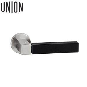 UNION(ユニオン) UL1021-002S 表示錠WES01001付 電気錠対応ドアレバーハンドル[イノヴ][代引不可商品]
