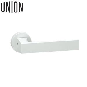 UNION(ユニオン) UL1039-003S-R 右吊元 シリンダー錠WCS01001付 電気錠対応ドアレバーハンドル[イノヴ][代引不可商品]