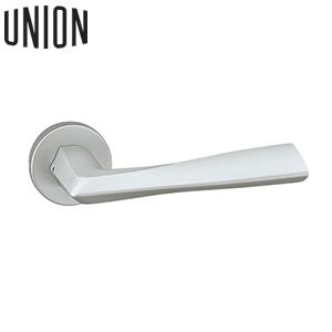 UNION(ユニオン) UL1046-001S-R 間仕切り錠WPS01001付 右吊元電気錠対応ドアレバーハンドル[イノヴ][代引不可商品]