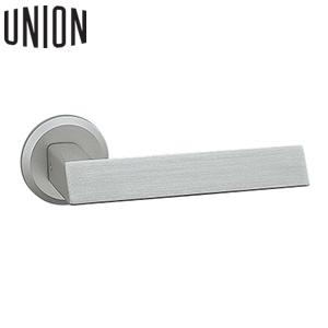 UNION(ユニオン) UL1050-003S-L 空錠WFS01001付 左吊元電気錠対応ドアレバーハンドル[イノヴ][代引不可商品]