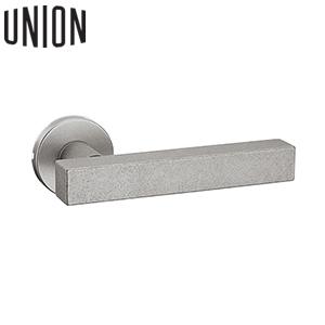 UNION(ユニオン) UL1052-001S 空錠WFS01001付 電気錠対応ドアレバーハンドル[イノヴ][代引不可商品]