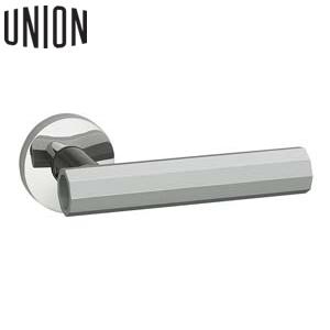 UNION(ユニオン) UL1502-001S-R 右吊元 間仕切り錠WPS01005付 電気錠対応ドアレバーハンドル[イノヴ][代引不可商品]