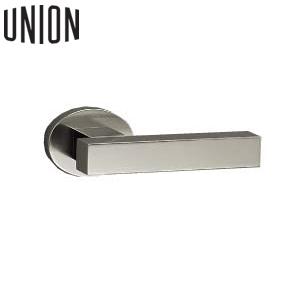 UNION(ユニオン) UL204-001S 間仕切り錠WPS01001付 電気錠対応ドアレバーハンドル[イノヴ][代引不可商品]