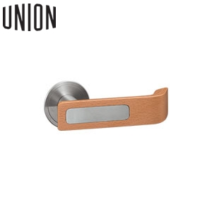 UNION(ユニオン) UL2810-001S 空錠WFS01001付 ドアレバーハンドル[イノヴ][代引不可商品]