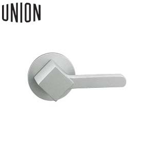UNION(ユニオン) UL2969-001S 空錠WFS01001付 ボールベアリング内蔵ドアレバーハンドル[イノヴ][代引不可商品]