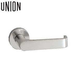 UNION(ユニオン) UL428-001S シリンダー錠WCS01001付 電気錠対応ドアレバーハンドル[イノヴ]