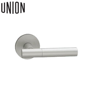 UNION(ユニオン) UL690-001S 表示錠WES01001付 電気錠対応ドアレバーハンドル[イノヴ][代引不可商品]