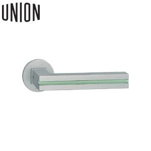 UNION(ユニオン) UL745-001S 空錠WFS01001付 電気錠対応ドアレバーハンドル[イノヴ]