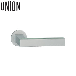 UNION(ユニオン) UL746-001S-L 表示錠WES01001付 左吊元 電気錠対応ドアレバーハンドル[イノヴ][代引不可商品]