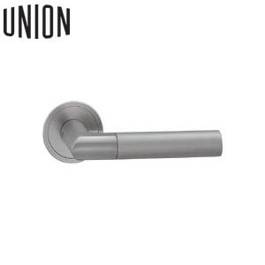 UNION(ユニオン) UL750-001S シリンダー錠WCS01001付 電気錠対応ドアレバーハンドル[イノヴ][代引不可商品]