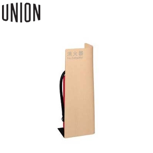 UNION(ユニオン) 床置消火器ボックス[アルジャン] UFB-3W-3005-LNR [代引不可商品]