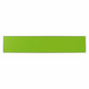ユニット 示板取付ベースのみ・表示板無 45×215 303-08 [個人宅配送不可]