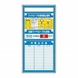 ユニット G安全掲示板 表示板セット 314-03 [個人宅配送不可]