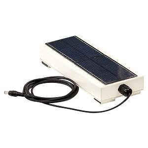 ユニット セフティアングル受信部専用ソーラー電源 398-102