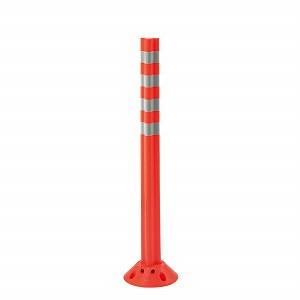 ユニット ポストフレックス(接着タイプ)H1000-OR オレンジ 835-330 [個人宅配送不可]