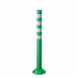 ユニット ポストフレックス(接着タイプ)H1000-GR グリーン 835-330GR [個人宅配送不可]