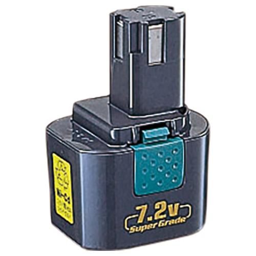リョービ 7.2V電池パック 6404651 B7220F