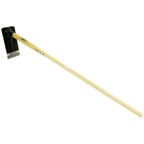 ◆藤原産業 千吉 金 滋賀型平鍬(大) 1350mm [個人宅配送不可]