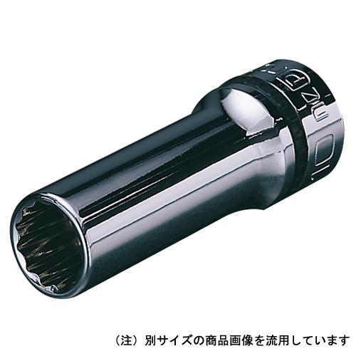 ◆京都機械工具 KTC ネプロス 9.5mmディープソケット NB3L-08W [個人宅配送不可]